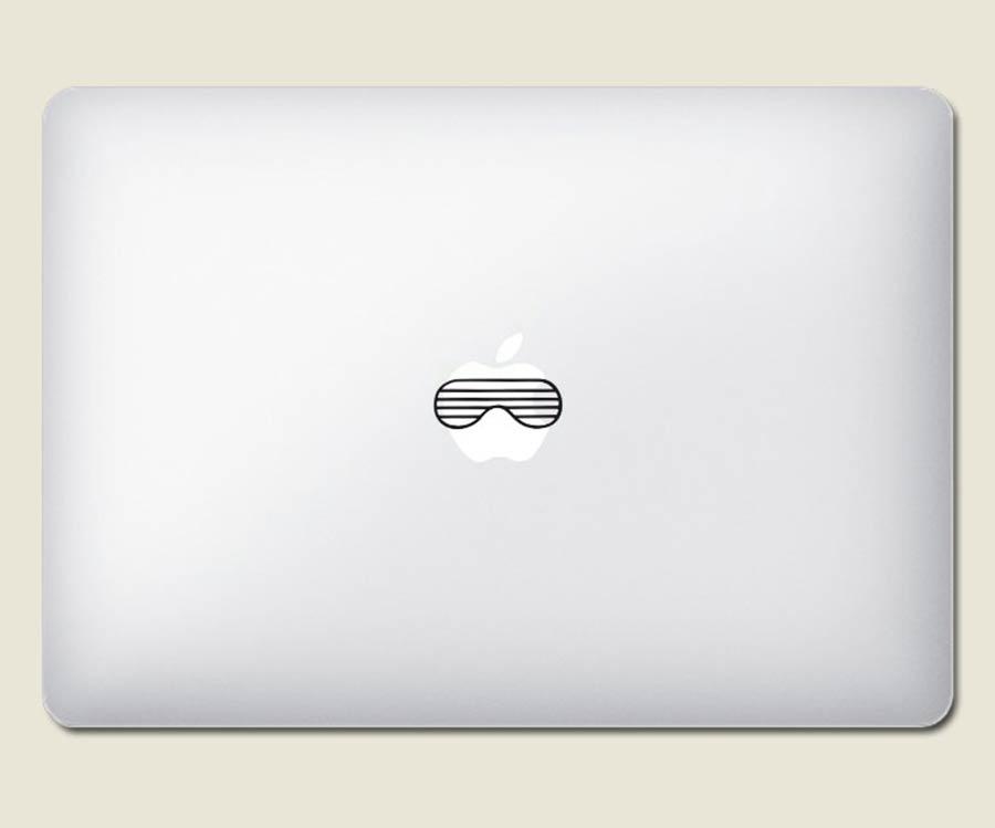 miếng dán skin trang trí macbook