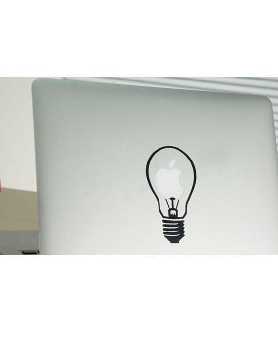trang trí macbook với ý tưởng