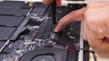 Mở, tháo Macbook cần những loại tua vít loại nào?