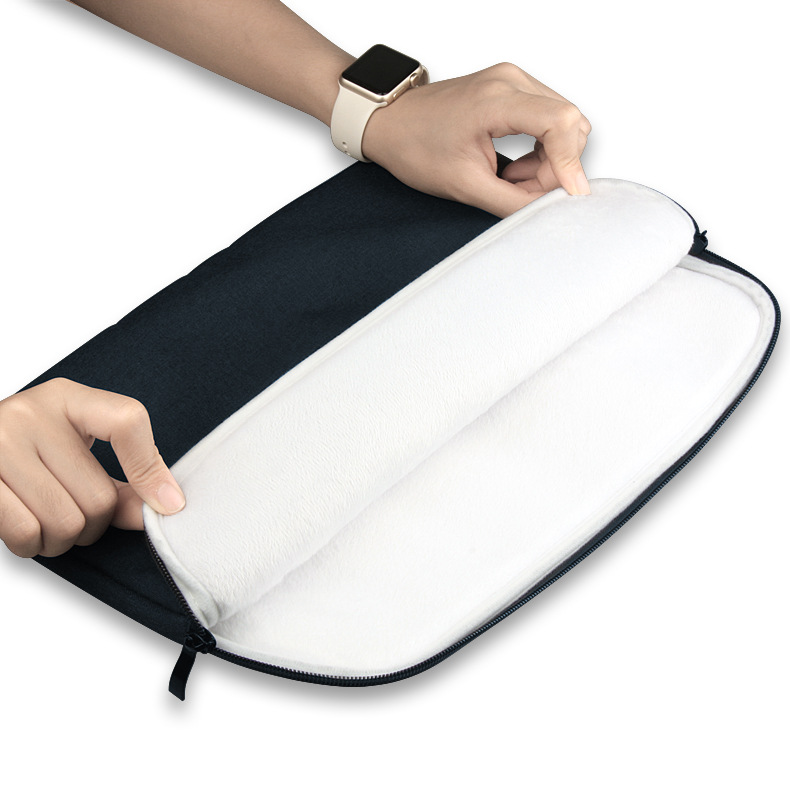 chất liệu túi chống sốc laptop 13.3inch