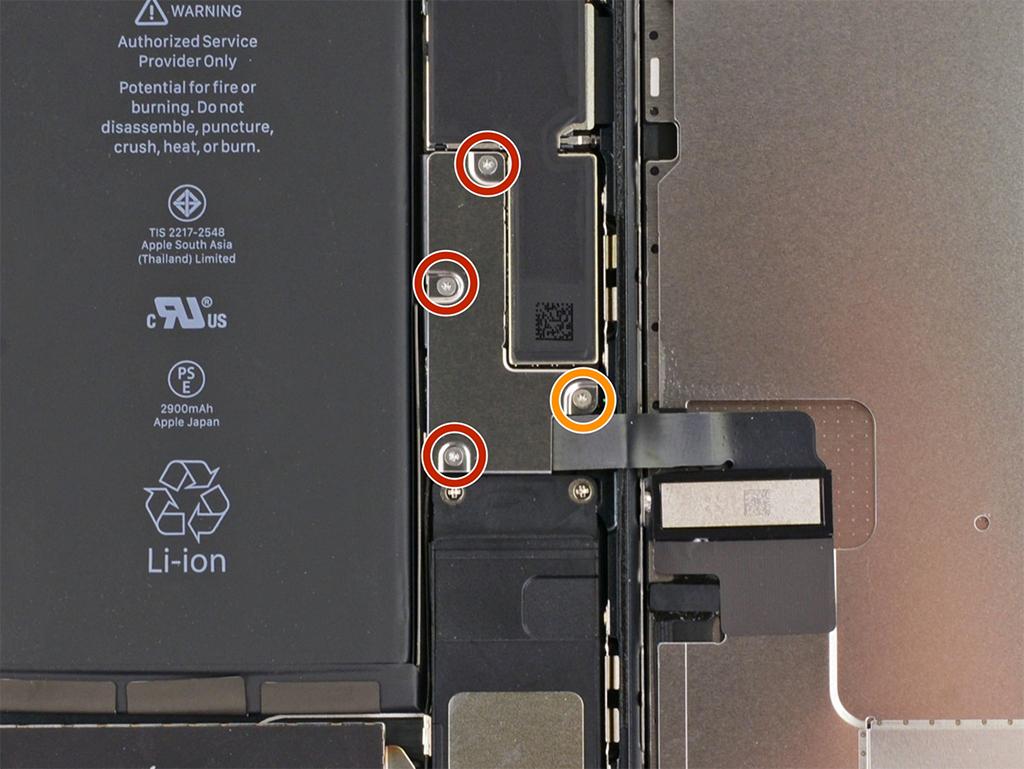 mở ốc vít 3 cạnh iphone
