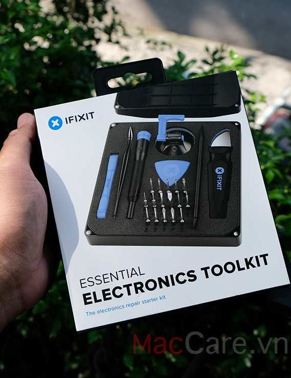essential electronics toolkit