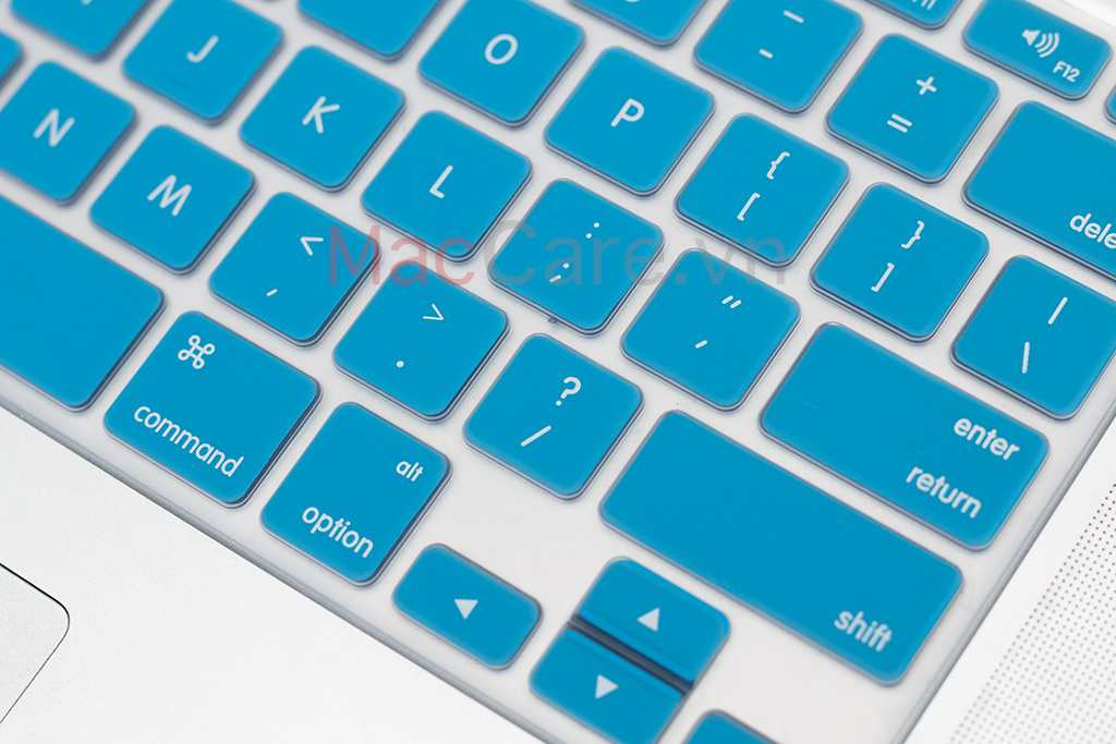 phủ bàn phím macbook, imac