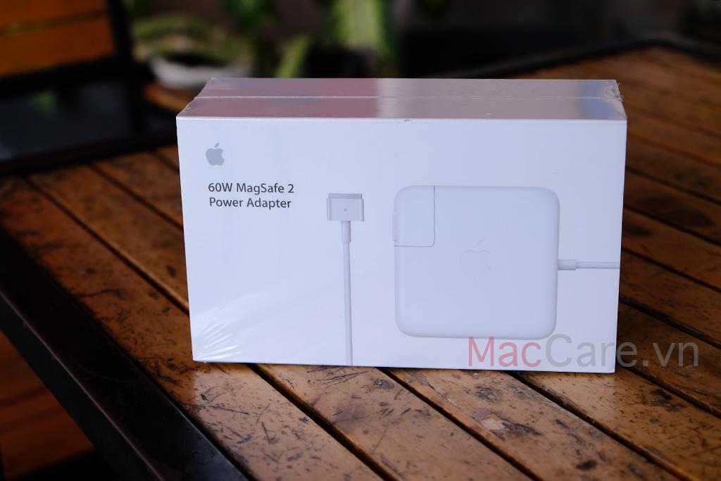 sạc macbook pro retina magsafe 2 60w