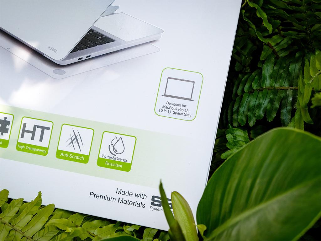 Dán Macbook Pro 13inch, 15inch 2017, 2018