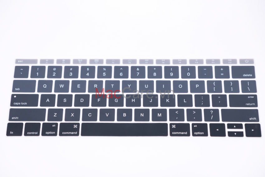 phủ bàn phím macbook pro non touch bar
