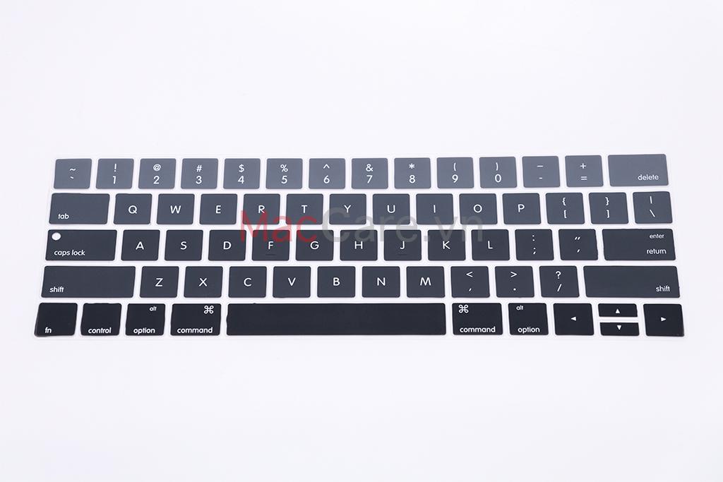 phủ bàn phím macbook pro có touch bar