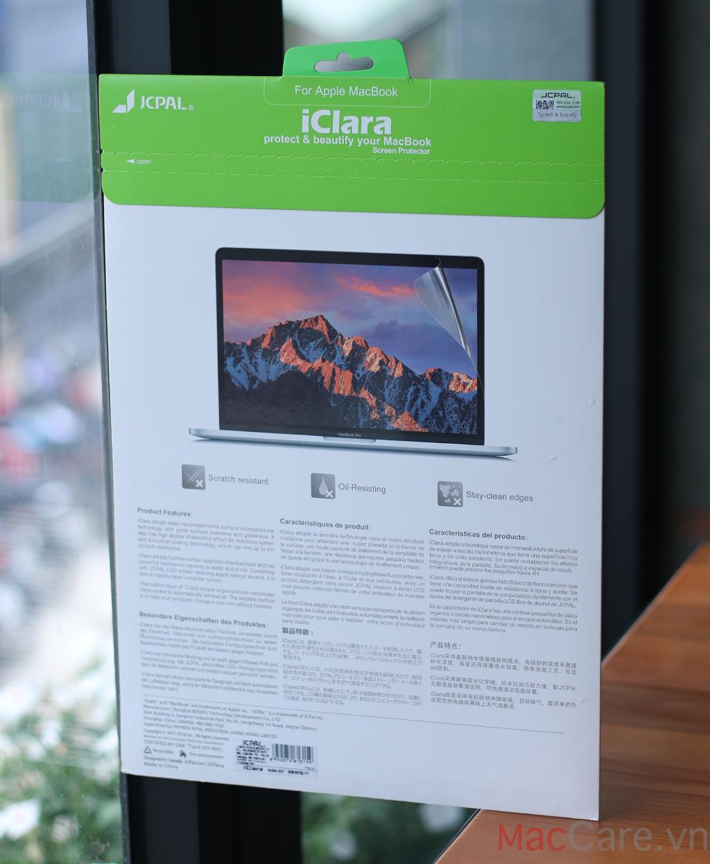 dán màn hình macbook tại hcm