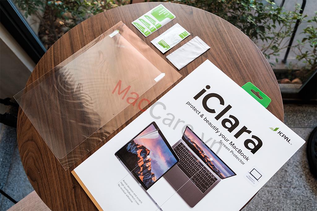 dán màn hình macbook jclara jcpal