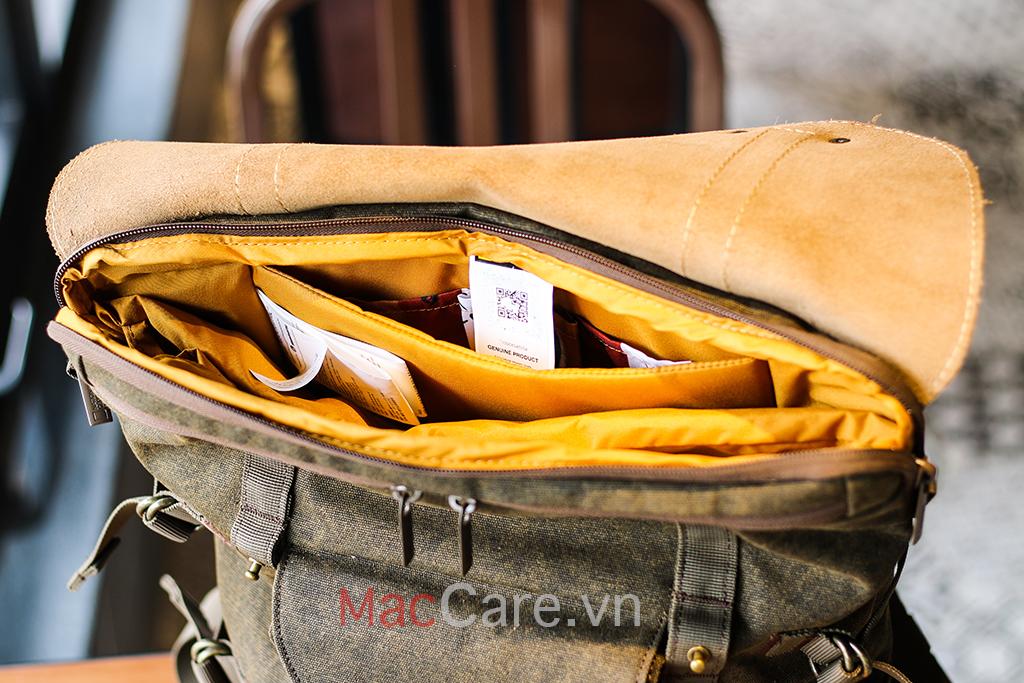 phân biệt túi national geographic hàng thật