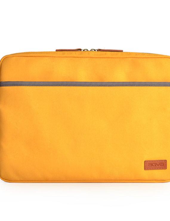túi chống sốc màu vàng