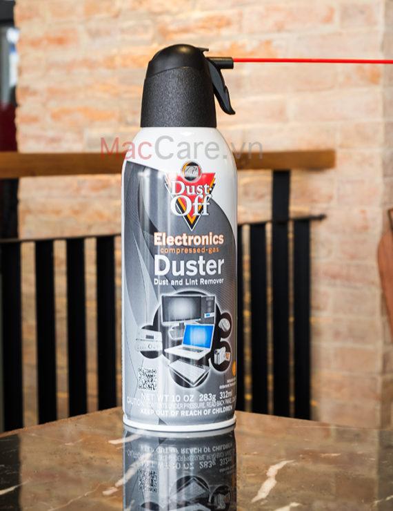 bình xịt khí nén dust offcompressed gas duster