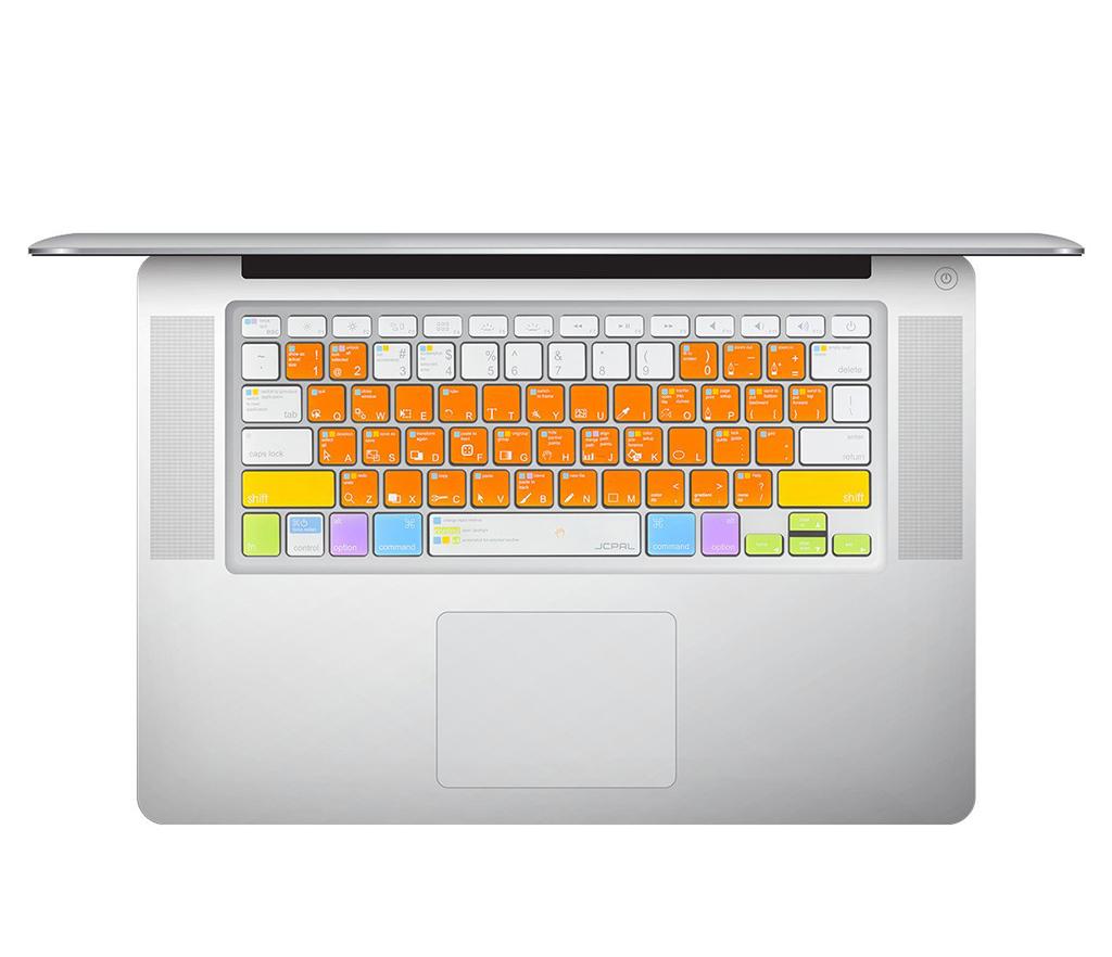 phủ bàn phím macbook pro có phím tắt ai