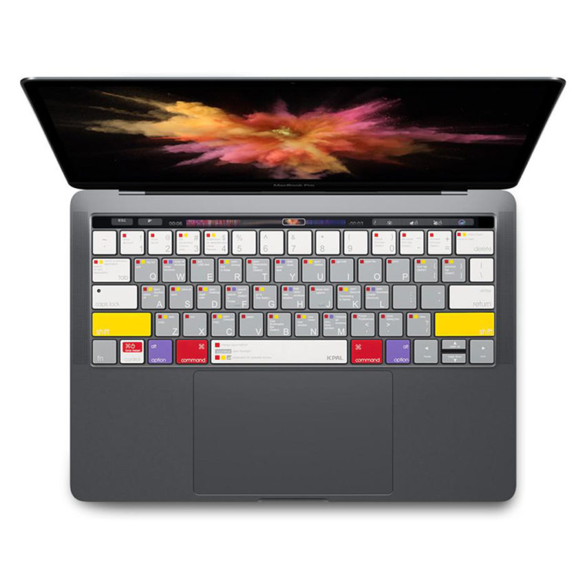 phủ bàn phím macbook touch bar
