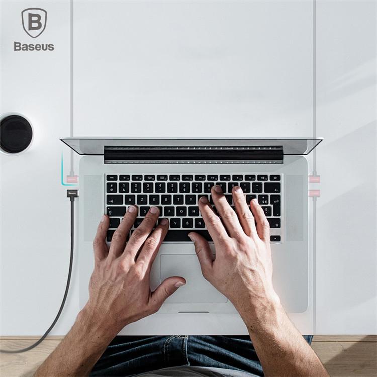 cáp sạc nam châm baseus type c cho macbook