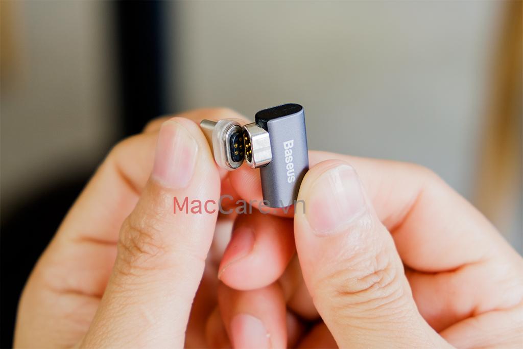 sạc nam châm usb-c cho macbook
