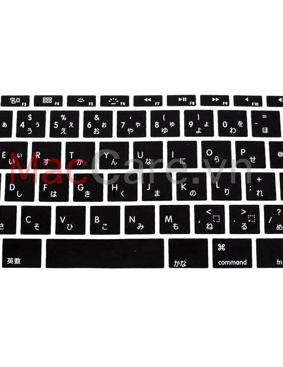 lót bàn phím macbook kiểu nhật