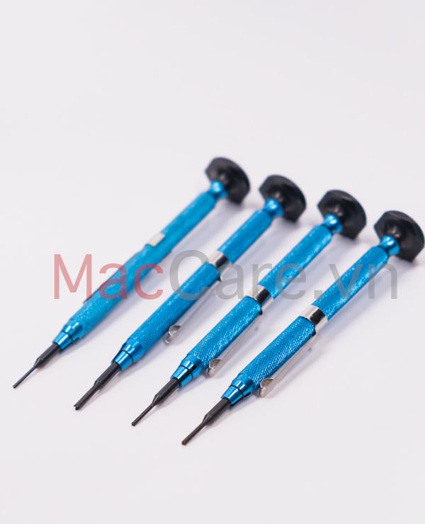 precision screw extractor set
