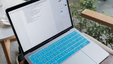 Phủ phím MacBook Silicone, TPU đâu là sự lựa chọn sáng suốt?