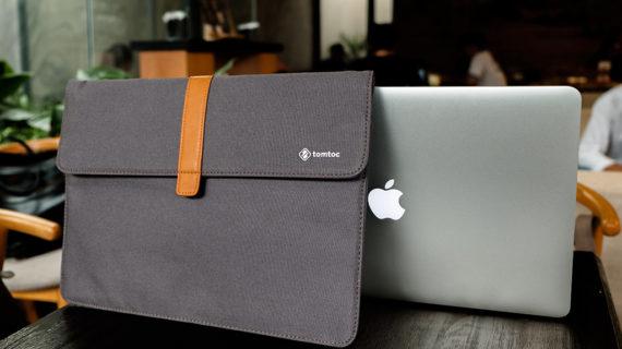 Túi Tomtoc sự lựa chọn tối ưu cho macbook của bạn