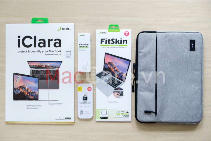 combo basic for macbook