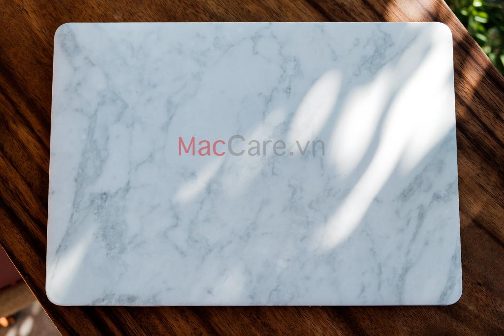 ốp bảo vệ macbook pro 13inch vân đá hoa cương