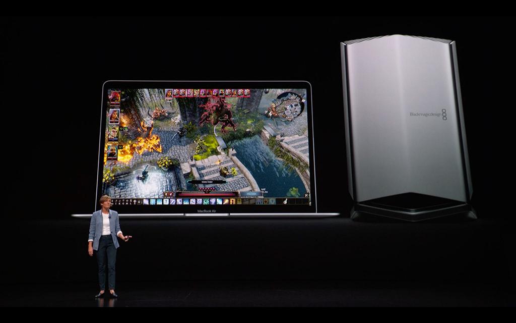 macbook air xuất ra màn hình 5k