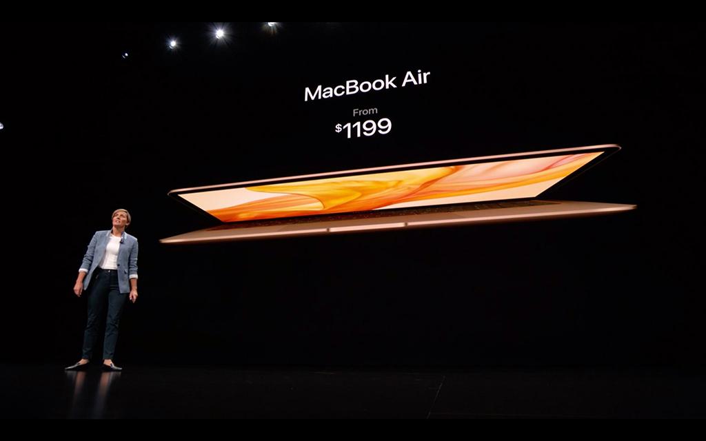 giá bán macbook air retina 2018