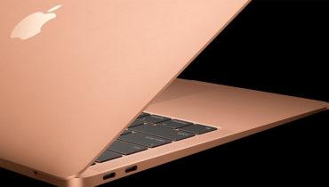 MacBook Air 2018 nổi trội với thời lượng pin ấn tượng lên tới 12h