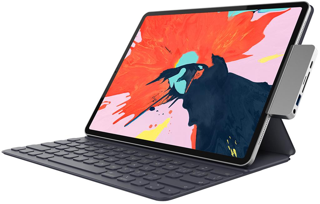 Ra mắt HyperDrive Hub USB-C cho iPad Pro 2018