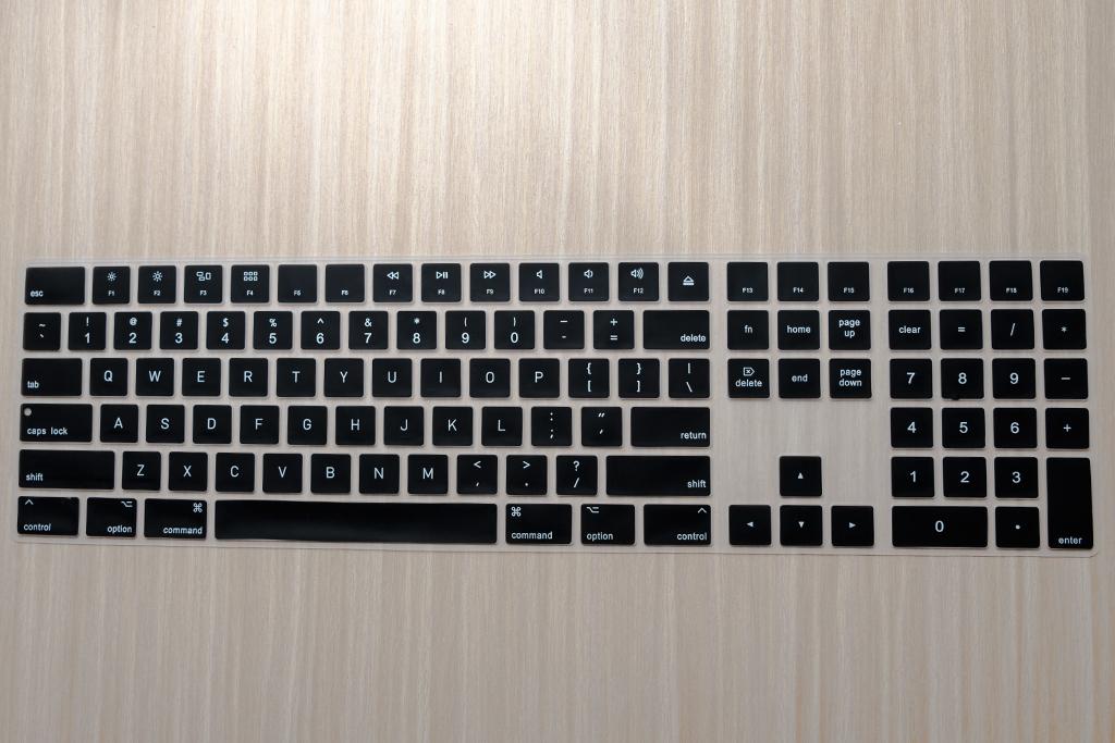 phủ bàn phím magic keyboard with numeric