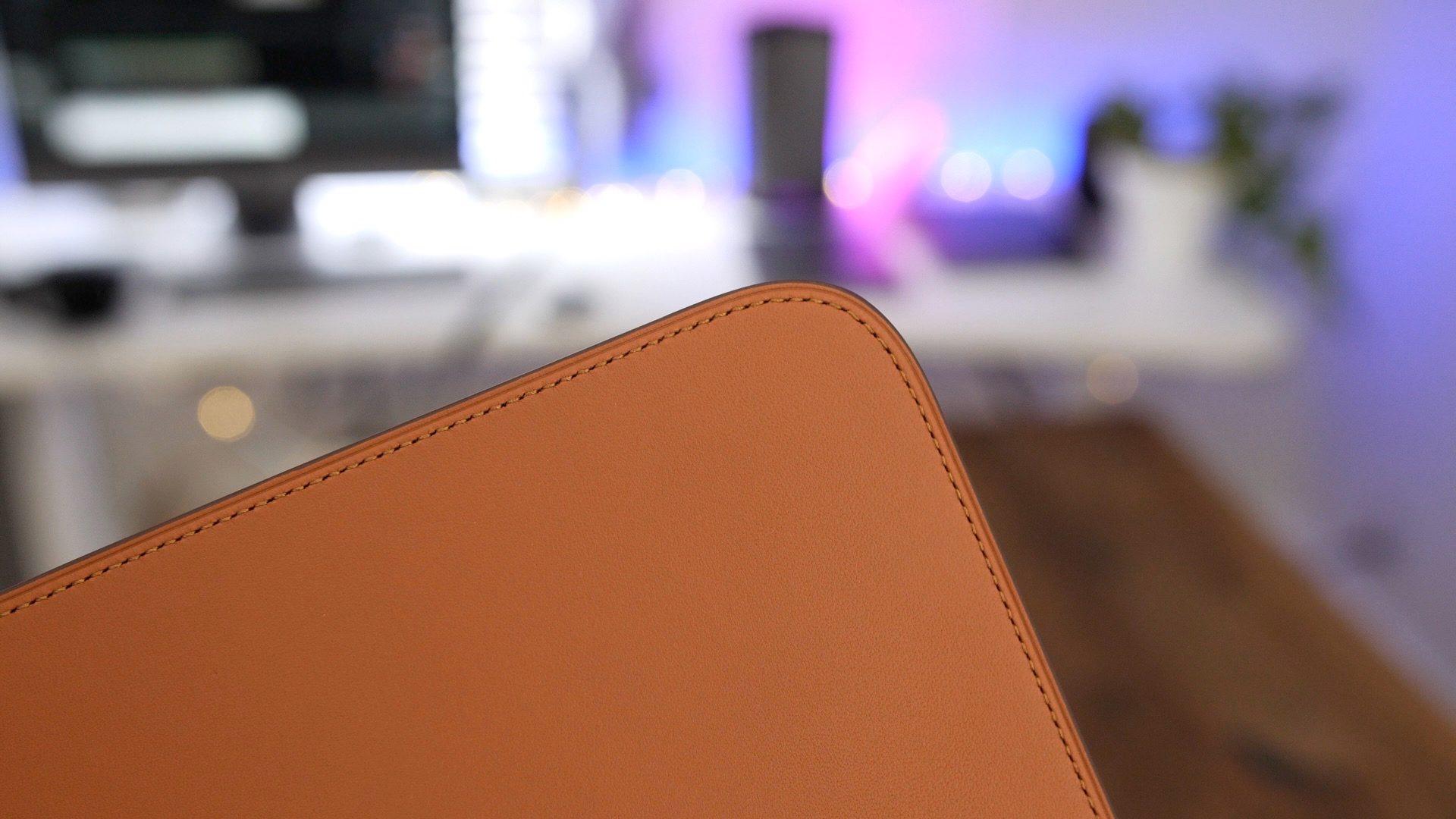 túi chống sốc macbook pro bằng da của apple
