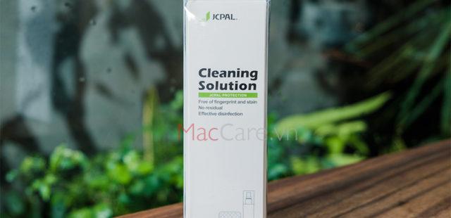 """JCPAL Mix Cleaning Solution Kit- Bộ vệ sinh MacBook đáng """"đồng tiền bát gạo"""""""