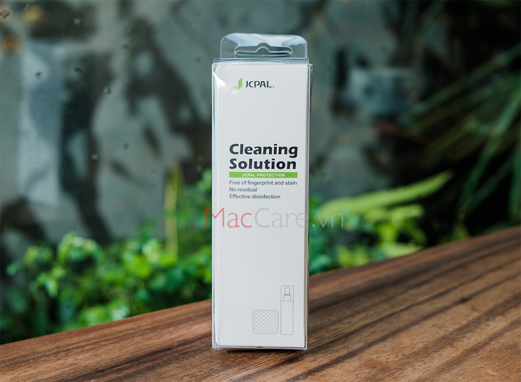 jcpal cleaning solution