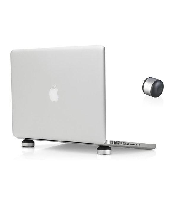 chân đế, bi tản nhiệt just mobile lazy couch cho macBook, ipad