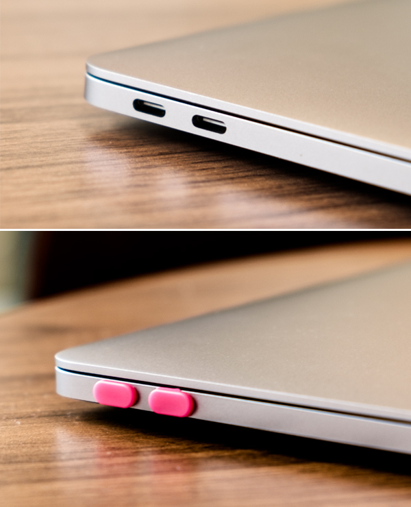 bộ bảo vệ cổng kết nối macbook