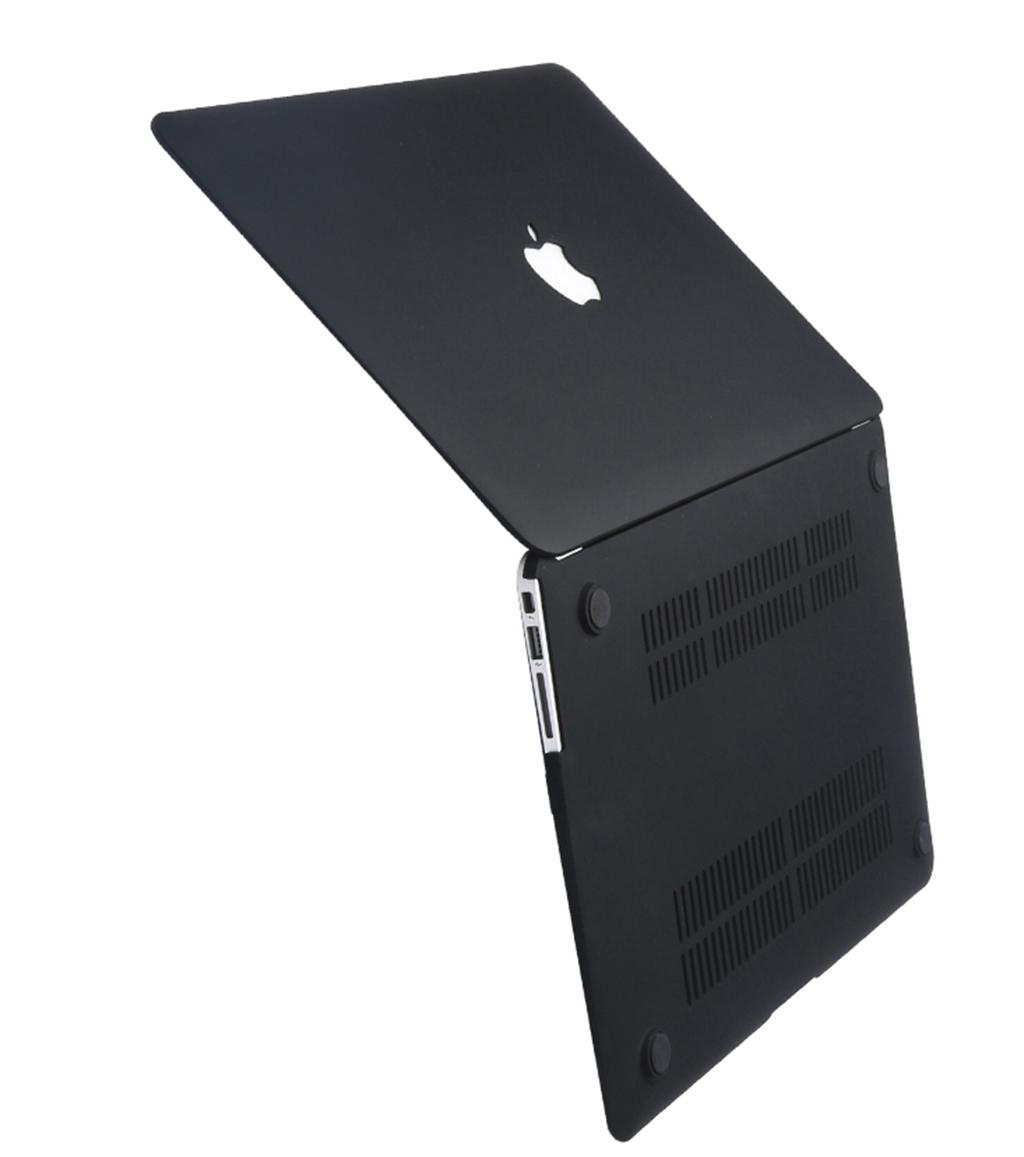 ốp macbook pro 13inch màu đen