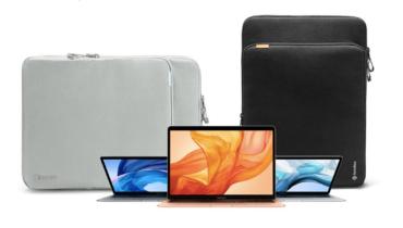 Bảo vệ MacBook với túi chống sốc Tomtoc 360° cao cấp