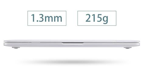 ốp macbook air 2018 mỏng, nhẹ
