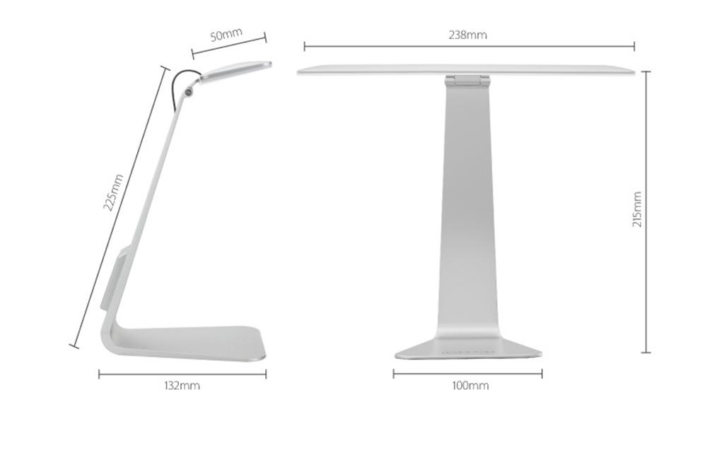 đèn để bàn làm việc không dây