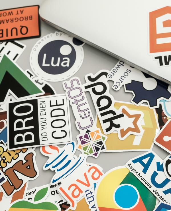 sticker dán macbook, laptop