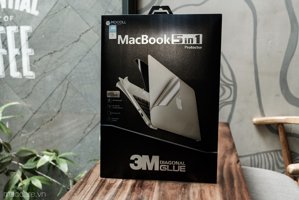 mocoll macbook 5in1