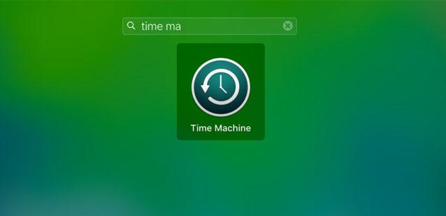 Time Machine – Backup dữ liệu trên Macbook, iMac an toàn