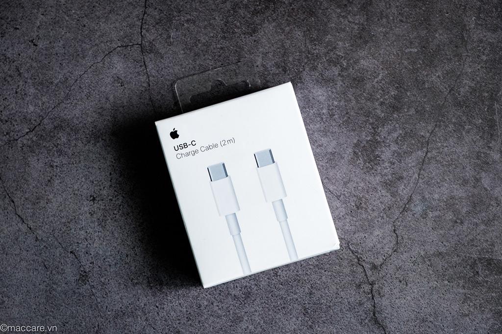cáp usb-c to usb-c chính hãng apple