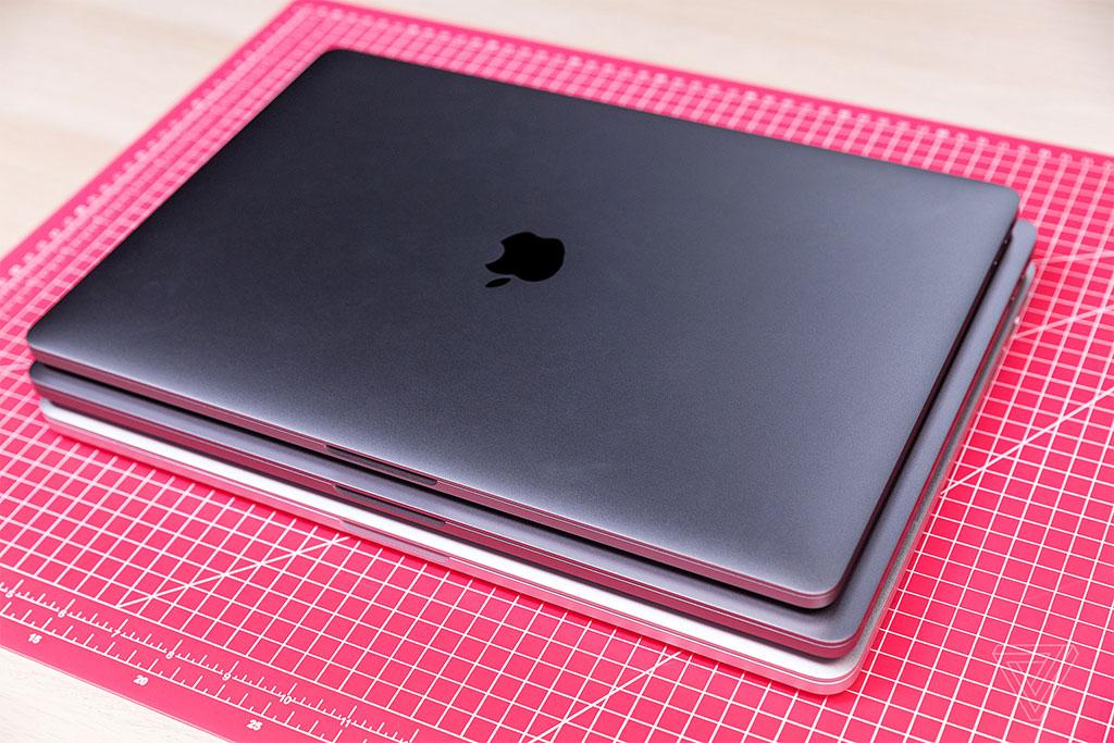 kích thước macbook pro 16inch