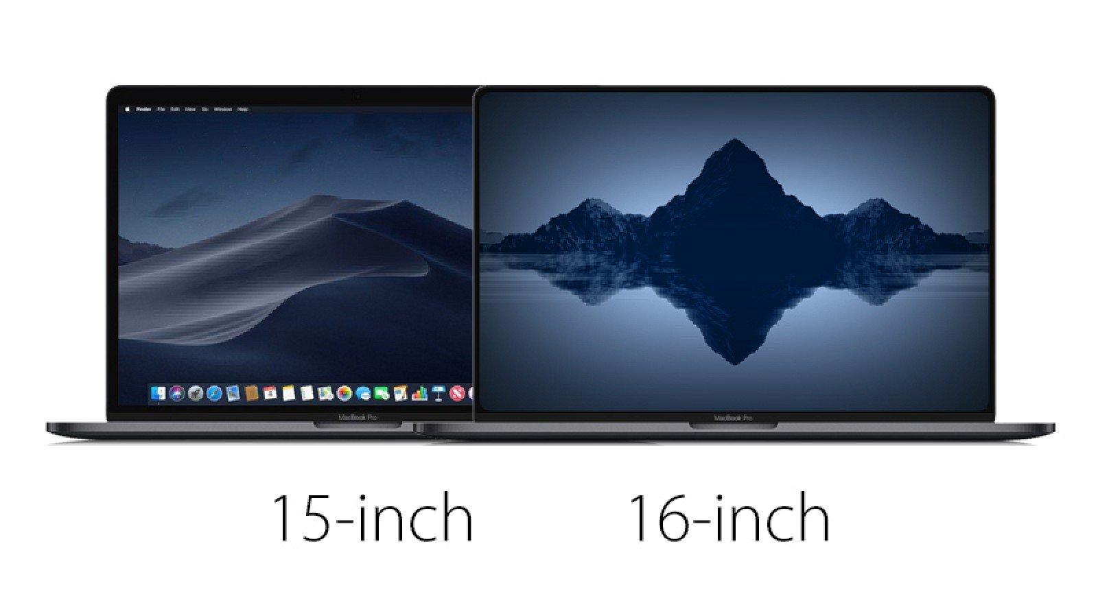 macbook pro 16inch