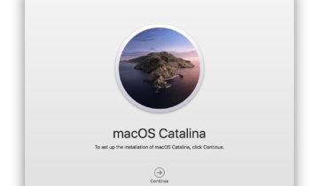 Tạo bộ cài MacOS Catalina 10.15 bằng dòng lệnh chính chủ từ Apple