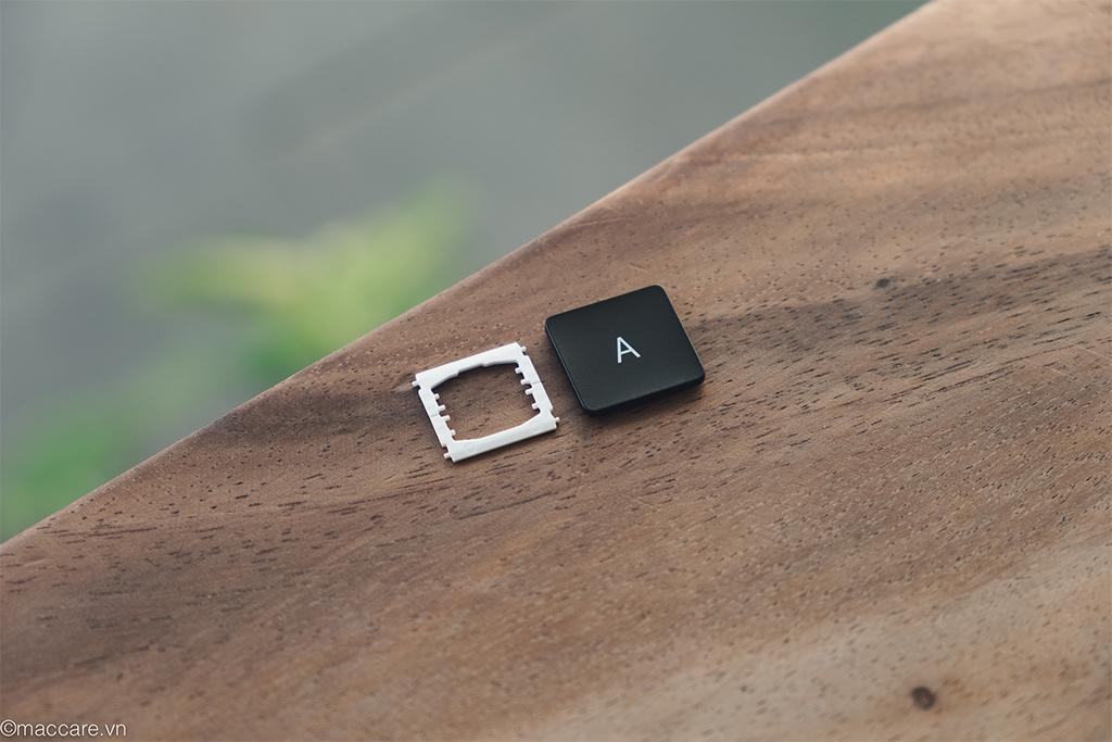 keycaps macbook và hinge