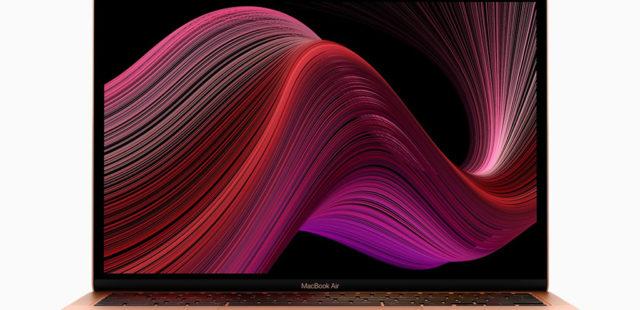 Apple ra mắt MacBook Air 2020 với bàn phím Magic Keyboard mới