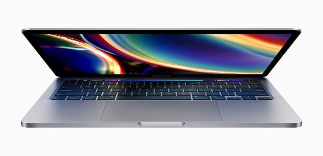 Apple ra mắt Macbook Pro 13inch 2020 bàn phím Magic Keyboard, chíp Intel thế hệ 10